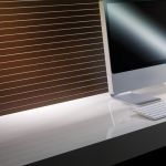 JAVA LightLine iluminated wall panel - Computer Store